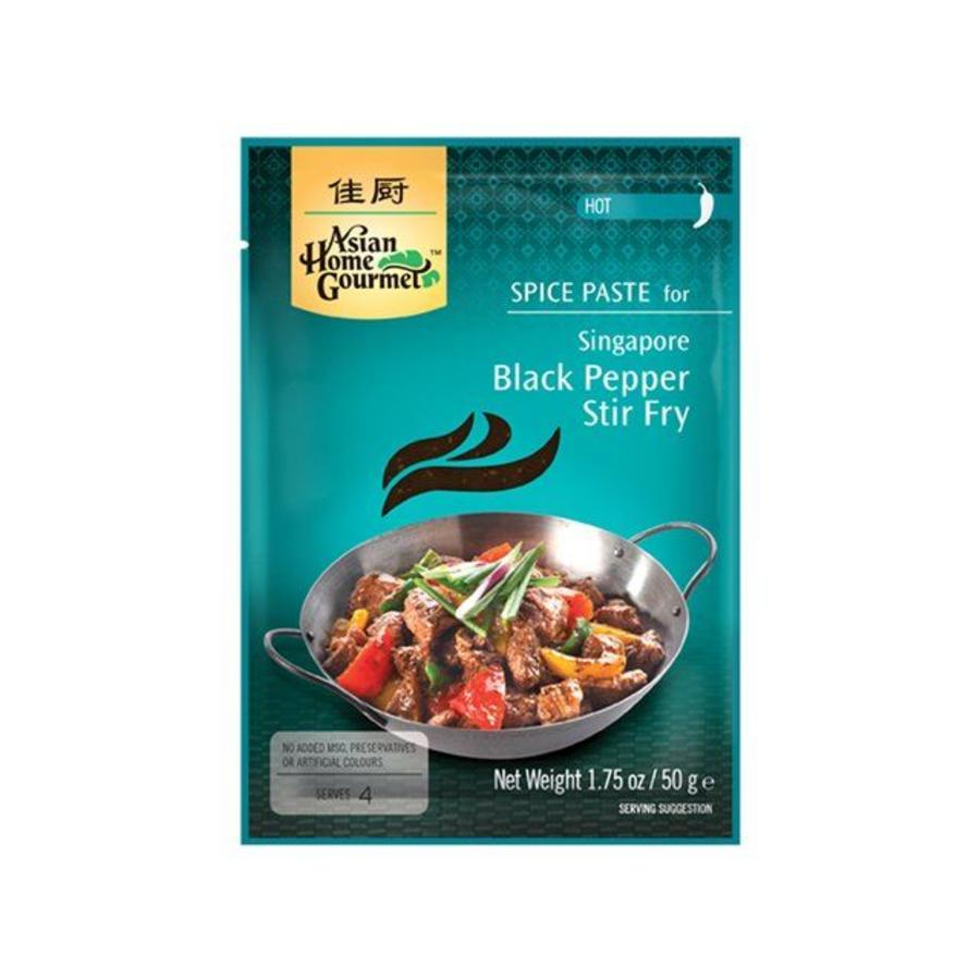 Black Pepper Stir Fry, 50g