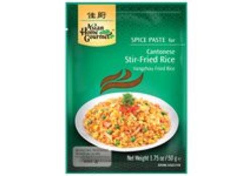 Asian Home Gourmet Cantonese Stir Fried Rice, 50g