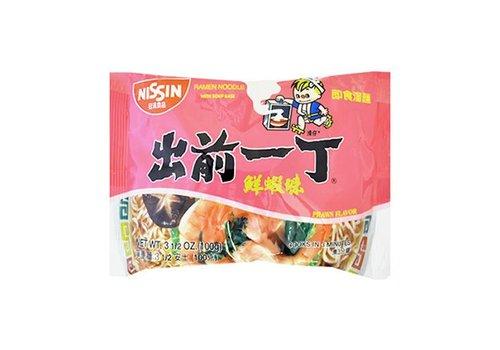 Nissin Instant Noodles Prawn Flavour, 100g