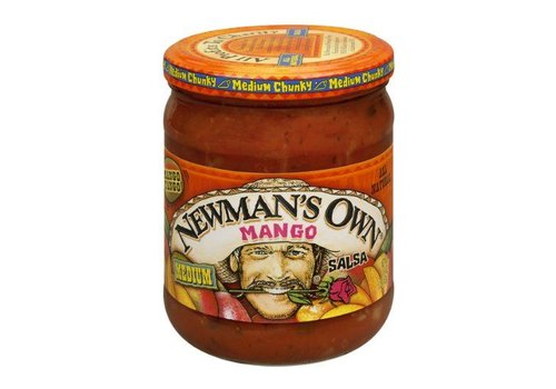 Newman's Own Medium Mango Salsa, 453g