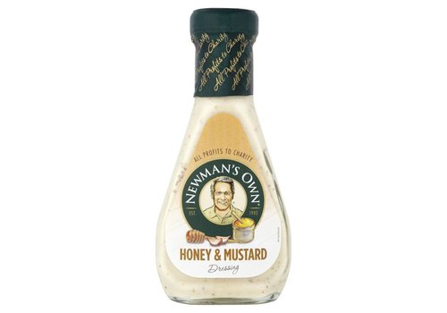 Newman's Own Honey Mustard Dressing, 250ml