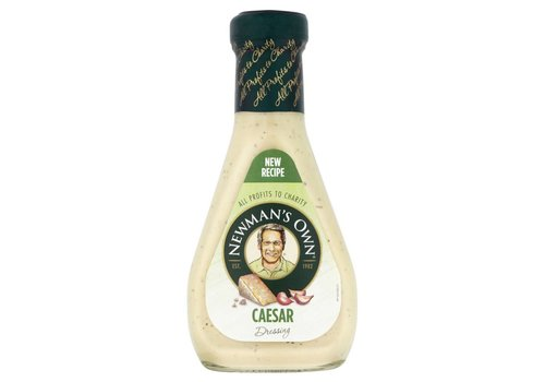 Newman's Own Creamy Caesar Dressing, 250ml