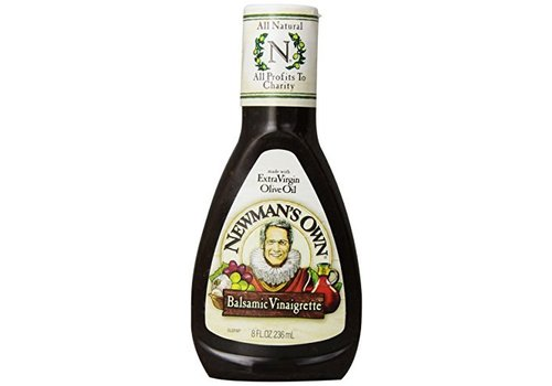 Newman's Own Balsamic Vinaigrette, 236ml