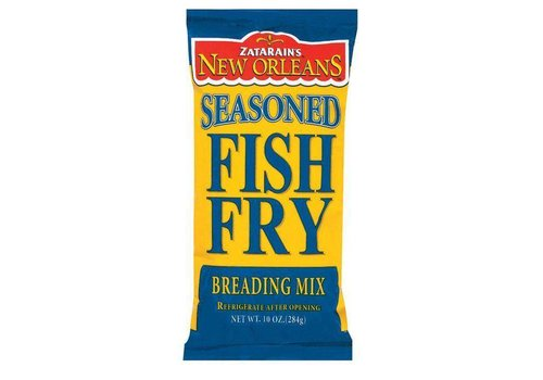 Zatarain's Seasoned Fish Fry, 284g