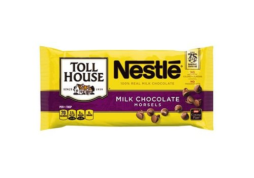 Nestle Milk Chocolate Morsels, 312g