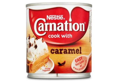 Nestle Carnation Caramel, 397g