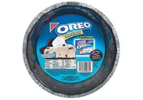 Nabisco Oreo Pie Crust, 170g