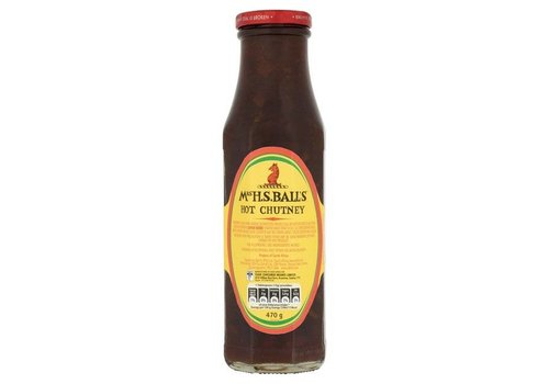 Mrs. Ball's Hot Chutney, 470g