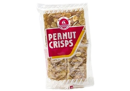 Peanut Crisps, 136g
