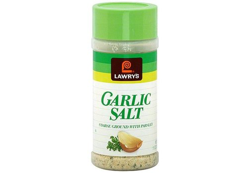 Lawry's Garlic Salt, 85g