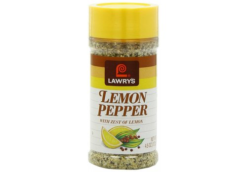 Lawry's Lawry Lemon Pepper, 127g