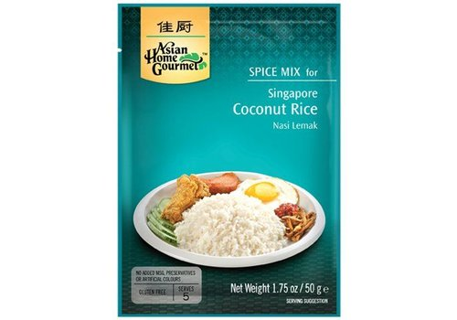 Asian Home Gourmet Nasi Lemak, 50g