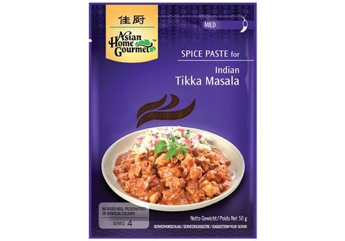 Asian Home Gourmet Tikka Masala, 50g