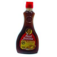 Aunt Jemima Butter Lite Syrup, 340g