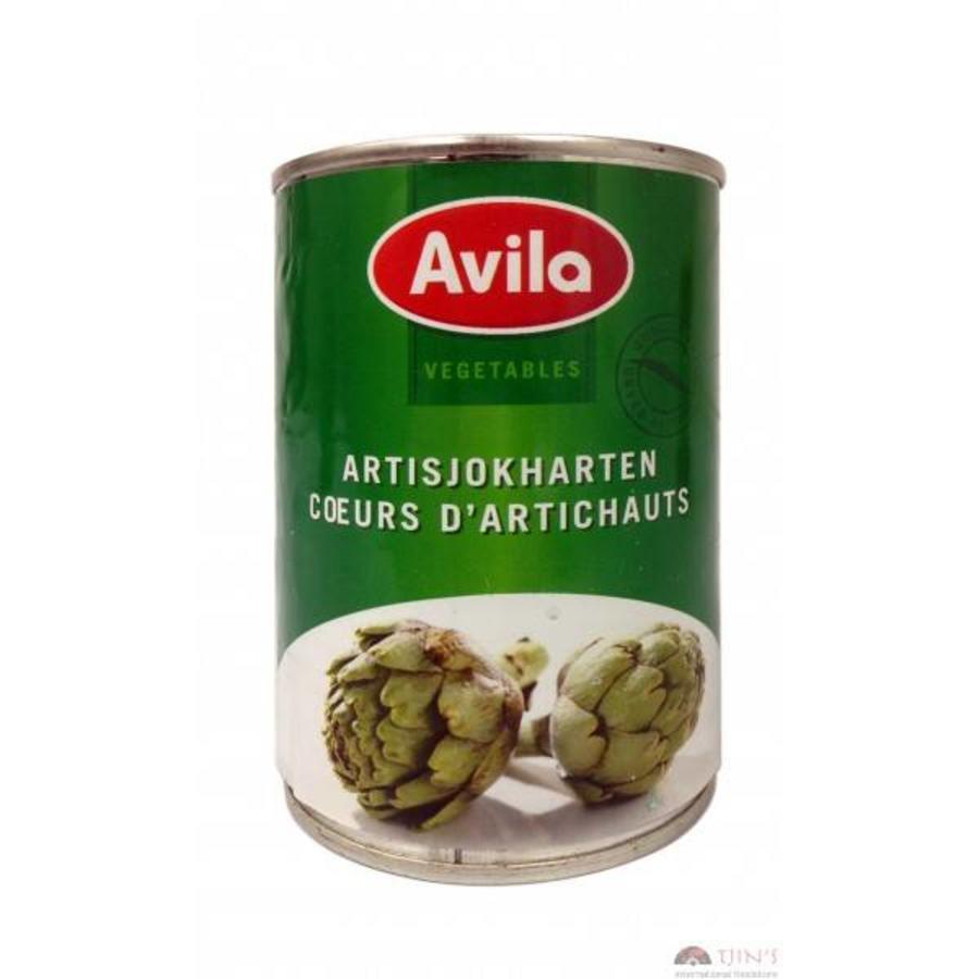 Avila Artisjokharten, 425ml