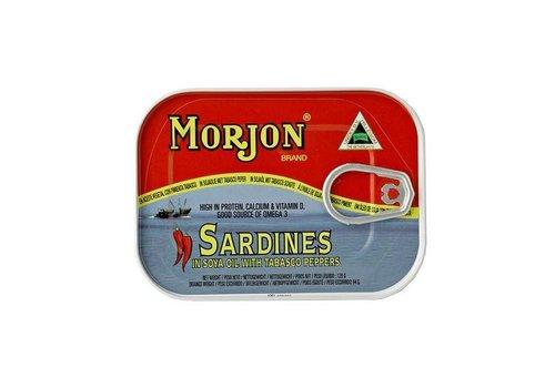 Sardines in Tabasco, 120g