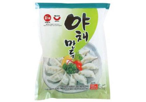 Vegetable Dumpling, 675g