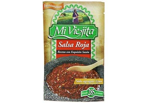 Mi Viejita Salsa Roja, 285g