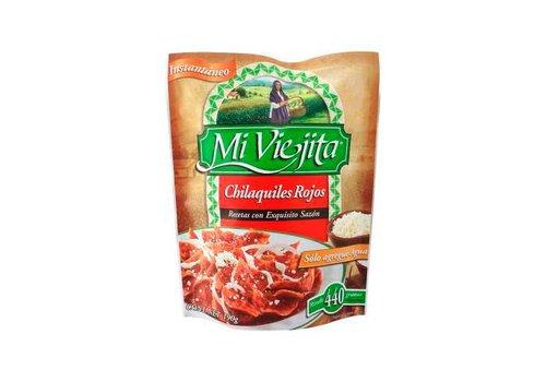 Mi Viejita Chilaquiles Rojos, 440g