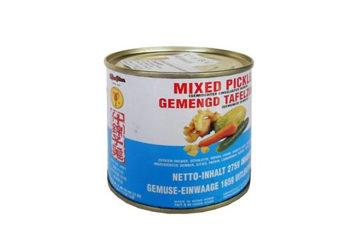 Mee Chun Mixed Pickles, 275g