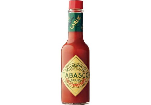 Mcilhenny Tabasco Garlic Sauce, 59ml