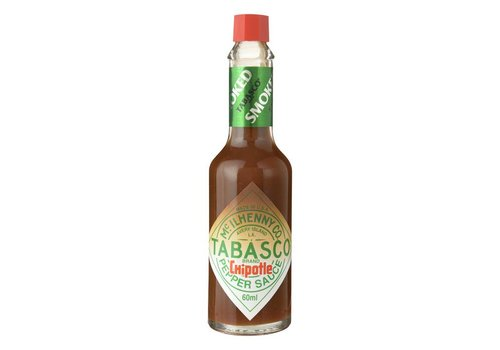 Mcilhenny Tabasco Chipotle, 60ml