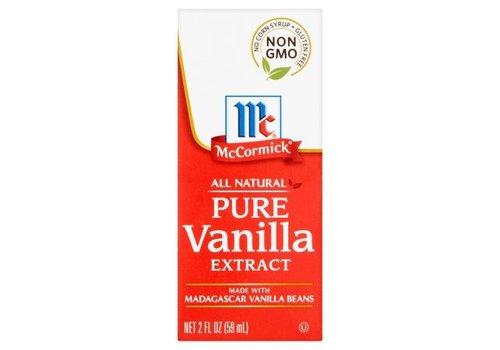 McCormick Vanilla Extract, 2oz