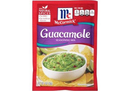 McCormick Guacamole Mix, 28g