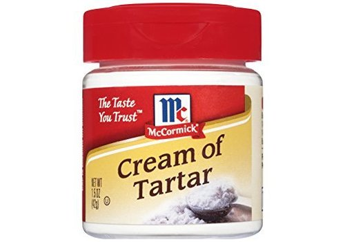 McCormick Cream of Tartar, 42g