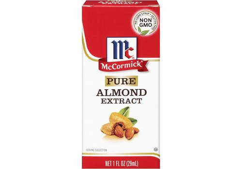 McCormick Almond Extract, 29ml