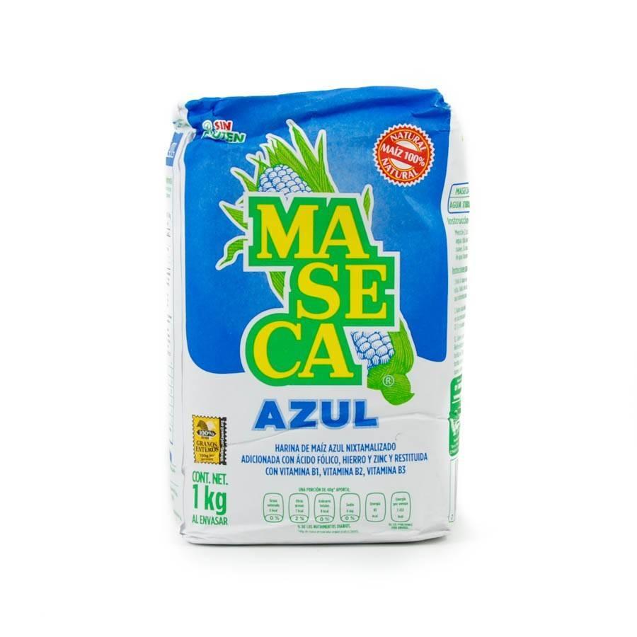 Blue Corn Flour, 1kg