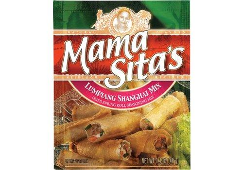 Mama Sita's Spice Mix Spring Rolls, 40g