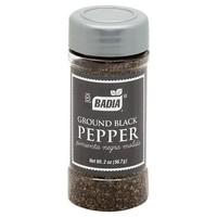 Badia Black Pepper Grinder, 64g