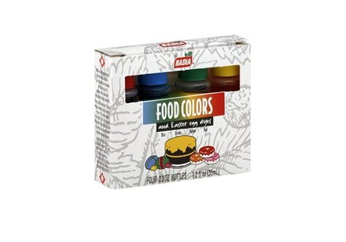 Badia Food Colors, 35ml