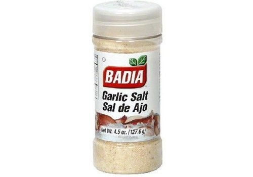 Badia Garlic Salt, 127g