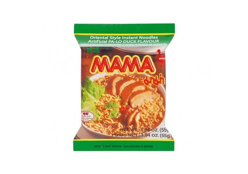 MAMA Instant Noodles Duck, 60g
