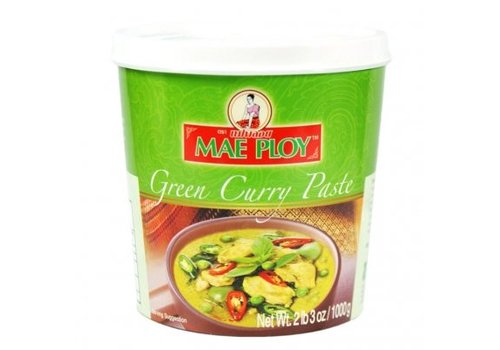 Mae Ploy Green Curry Paste, 1kg