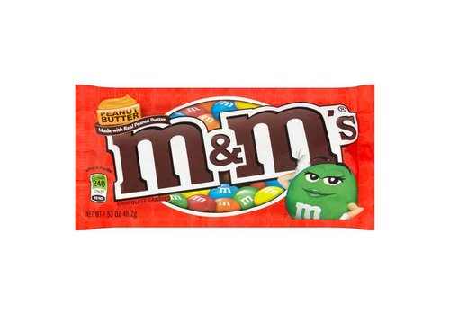 M&M Peanut Butter, 46g