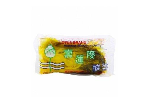 Salted Pickled Mustard, 350g