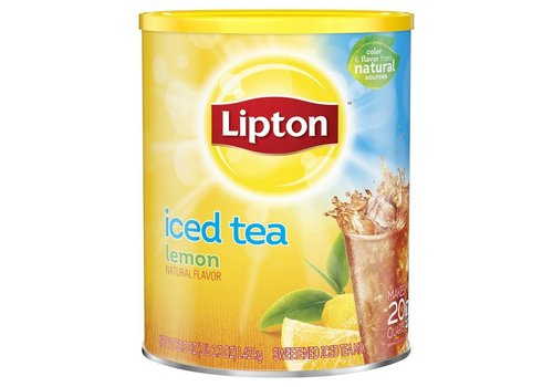 Lipton Lemon Iced Tea, 1.42kg