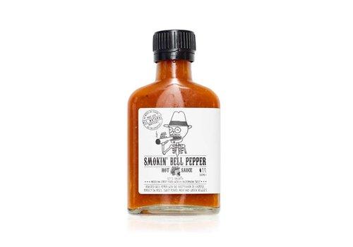 Let's Salsa Smokin Bell Pepper Salsa, 100ml