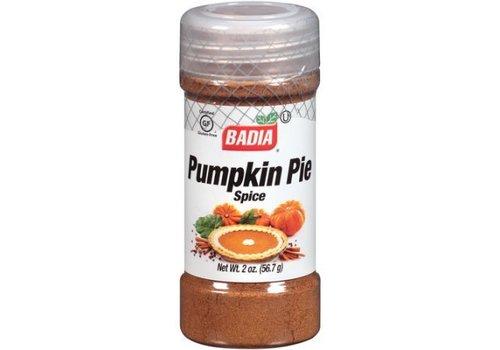 Badia Pumpkin Pie Spice, 57g