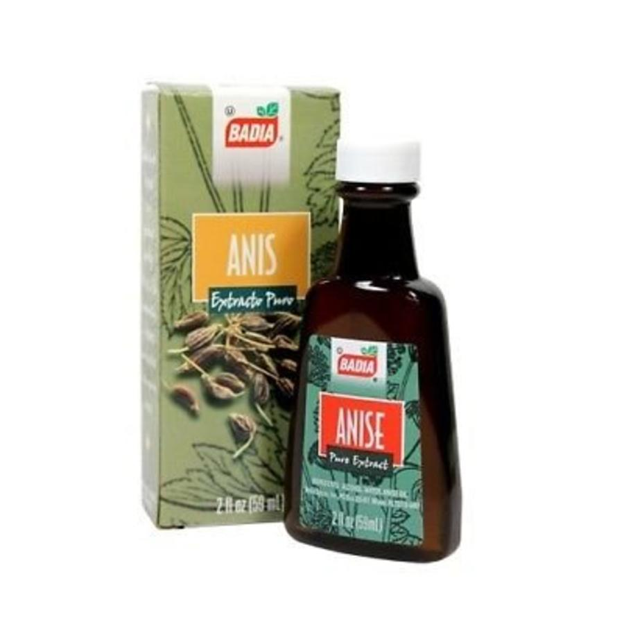 Badia Pure Anise Extract, 59ml