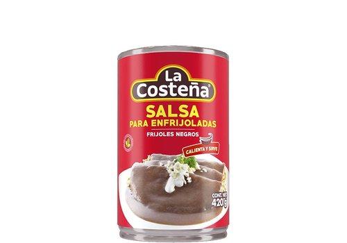 La Costena Black Bean Sauce, 420g