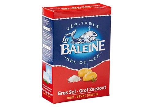La Baleine Grof Zeezout, 1kg