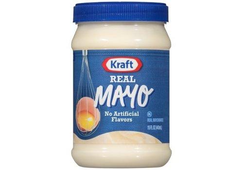 Kraft Real Mayo, 443ml