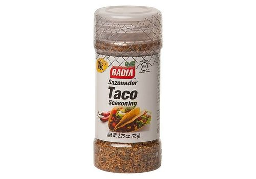 Badia Taco Seasoning, 56g