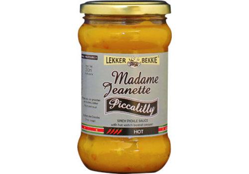 Lekker Bekkie Madame Jeanette Piccalilly, 290ml
