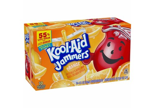 Kool Aid Jammers Orange