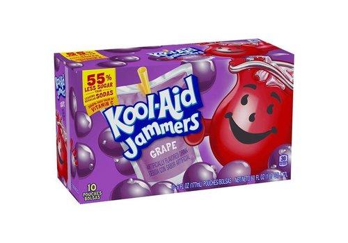 Kool Aid Jammers Grape 10pk